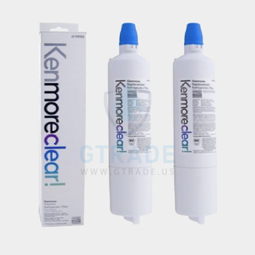 Kenmore 9990  Refrigerator Water Filter 2 Pack