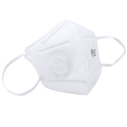 N95 Valved Respirator Anti Bacterial Mask Reusable Anti Bacterial Four-ply Masks for Isolating Pollution