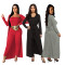 2020 Very Chic Ladies Casual Sexy Suit Solid Color Jumpsuit Long-sleeved Jacket Two-piece Winter 202005077144