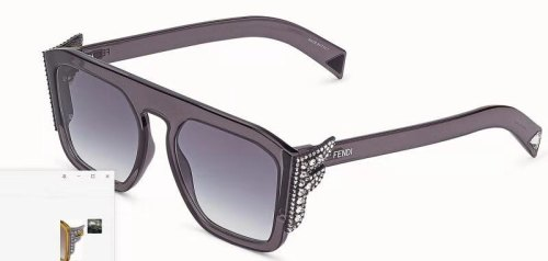Replica FENDI Sunglasses FF0381 Online SF111