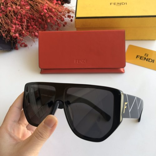 Replica FENDI Sunglasses FF0619 Online SF113