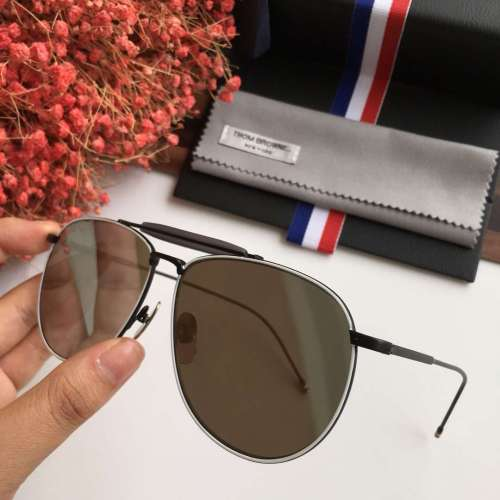 Wholesale Copy THOM BROWNE Sunglasses TB-015 Online STB033