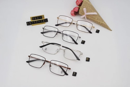 Wholesale Copy Cartier Eyeglasses 6861 online FCA291