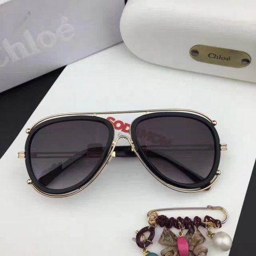 Wholesale Replica CHLOE Sunglasses Online SCHL002