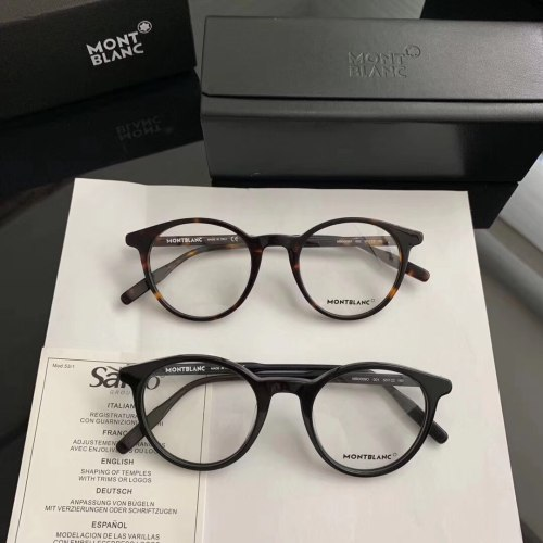 Wholesale Copy MONT BLANC Eyeglasses MB0009O Online FM354