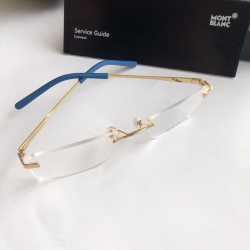 Wholesale Fake MONT BLANC Eyeglasses MB0109O Online FM353