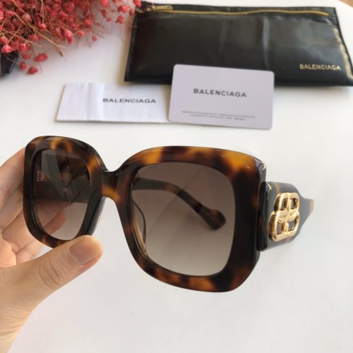 Copy BALENCIAGA Sunglasses BB0056S Online SBA004