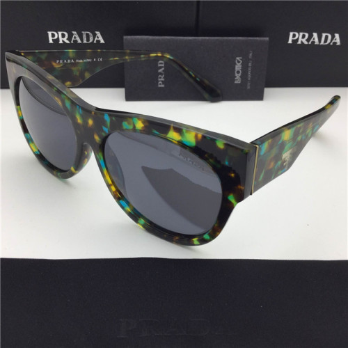 PRADA Sunglasses round frames SPR27 best quality breaking proof SP114
