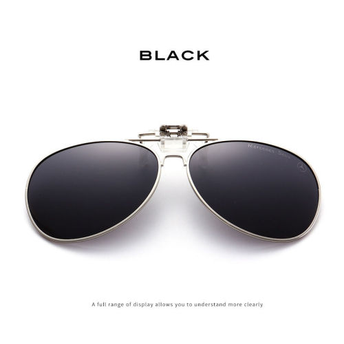 Polarized Mercedes-Benz Sunglasses clip