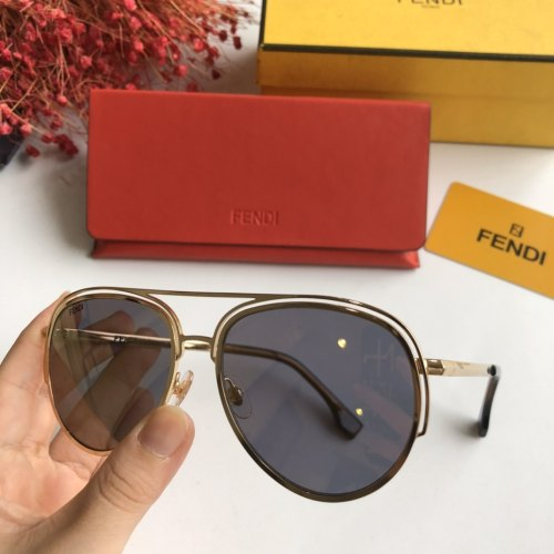 Copy FENDI Sunglasses FF6033 Online SF110