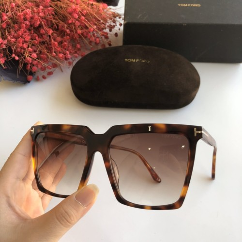 Wholesale Copy 2020 Spring New Arrivals for TOM FORD Sunglasses TF764 Online STF209