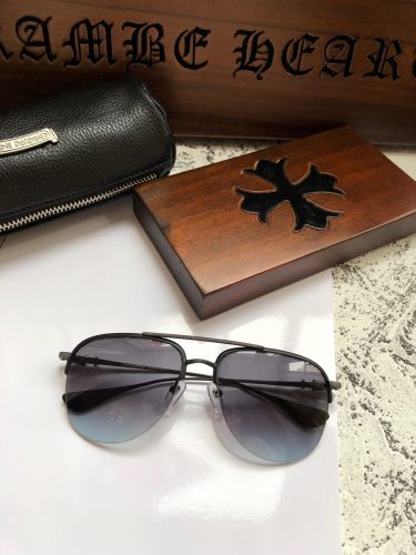Wholesale Fake Chrome Hearts Sunglasses DEATIY Online SCE145