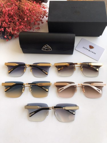 Wholesale Copy 2020 Spring New Arrivals for MAYBACH Sunglasses THEDUSK Online SMA008