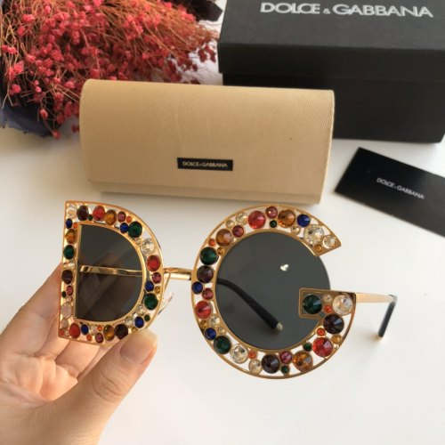 Wholesale Replica 2020 Spring New Arrivals for Dolce&Gabbana Sunglasses DG2236 Online D134
