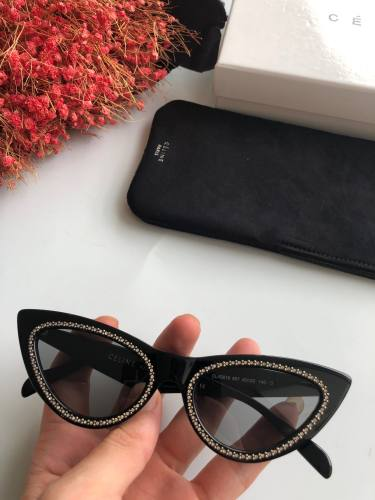 Wholesale Fake CELINE Sunglasses CL4S019 Online CLE053