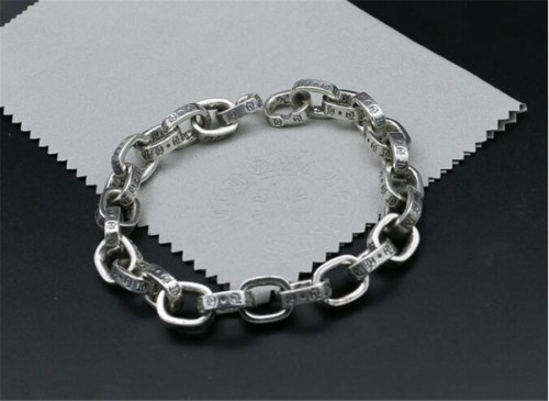 CHROME HEARTS BRACELET S925 Sterling Silver CHB093