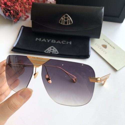 Wholesale Copy 2020 Spring New Arrivals for MAYBACH Sunglasses THE AERONAUT III Online SMA002