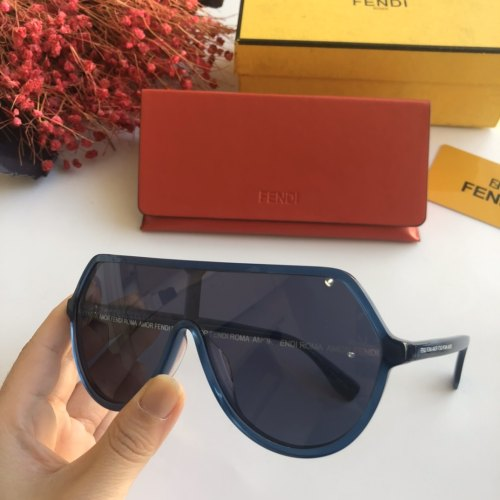 Replica FENDI Sunglasses FF0377 Online SF115