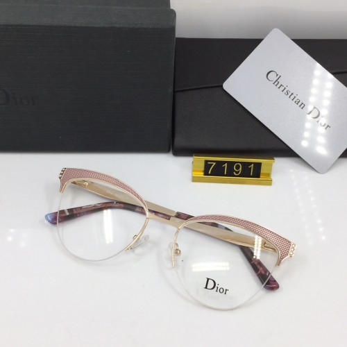 Wholesale Fake DIOR Eyeglasses 7191 Online FC673
