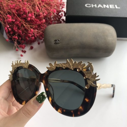 Wholesale Copy 2020 Spring New Arrivals for CHANEL Sunglasses 9058 Online SCHA217