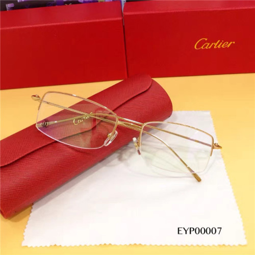 Fashion polarized Cartier eyeglasses buy prescription 0007 glasses online FCA237