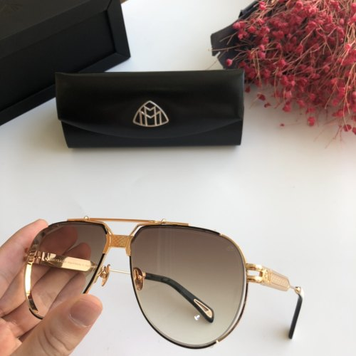 Wholesale Copy 2020 Spring New Arrivals for MAYBACH Sunglasses THEDAWN II Online SMA006