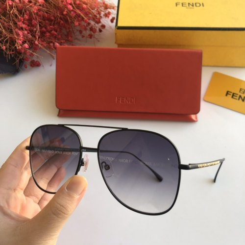 Copy FENDI Sunglasses FF0378 Online SF118