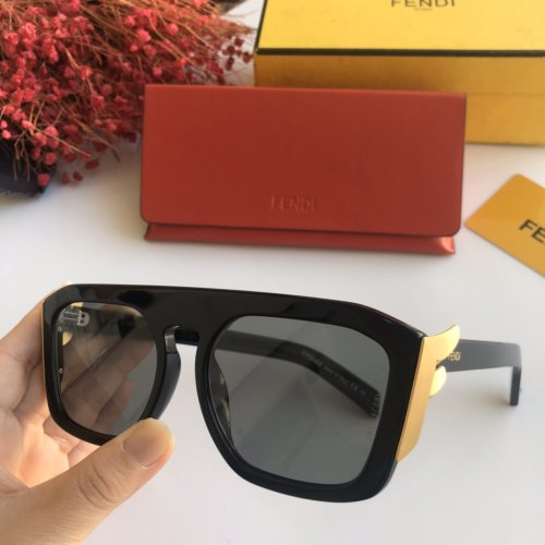 Copy FENDI Sunglasses FF0381 Online SF120