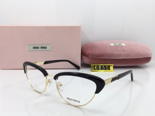 Wholesale Replica MIU MIU Eyeglasses 6855 Online FMI156