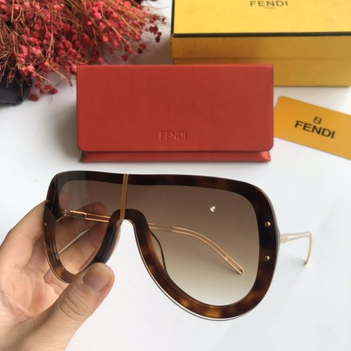 Copy FENDI Sunglasses FF1058 Online SF112