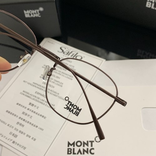 Wholesale Fake MONT BLANC Eyeglasses MB668 Online FM337
