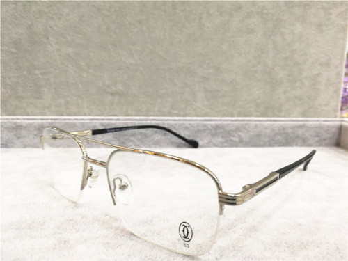 Wholesale Replica Cartier eyeglasses 4818081 online FCA279