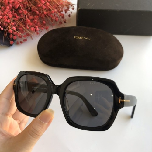 Wholesale Replica 2020 Spring New Arrivals for TOM FORD Sunglasses TF660 Online STF206