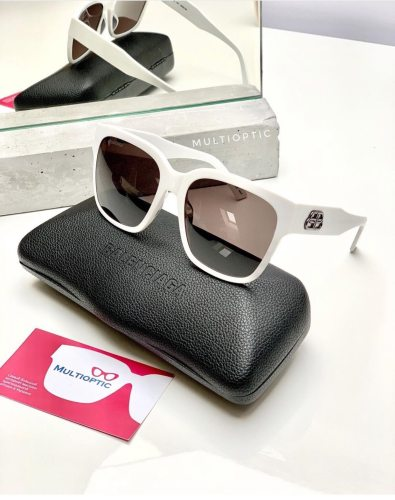 Wholesale Replica 2020 Spring New Arrivals for BALENCIAGA Sunglasses BB0056S Online SBA003