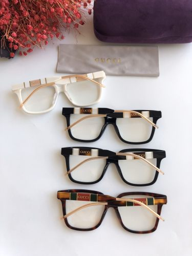 Wholesale Copy 2020 Spring New Arrivals for GUCCI Eyeglasses GG0599SA Online FG1245