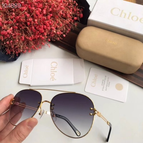 Wholesale Fake CHLOE Sunglasses CE158S Online SCHL011