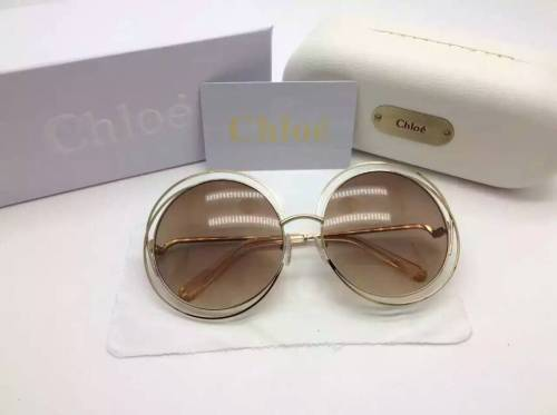 CHLOE Sunglasses Optical Frames SCE041