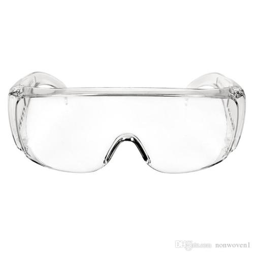 Medical goggles free shipping Protective Safety Goggles High quality Disposable Sealed Anti-fog Medical Protective Glasses