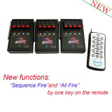 Shipping From USA12CH Wireless Fireworks Firing System New remote function 4th of July display