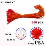 Shipping from USA 300pcs/lot 11.81in Electric Igniter for fireworks firing system copper wire