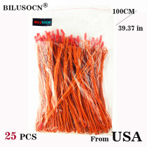 Shipping from USA 25pcs/lot 39.37in Electric Igniter for fireworks firing system copper wire