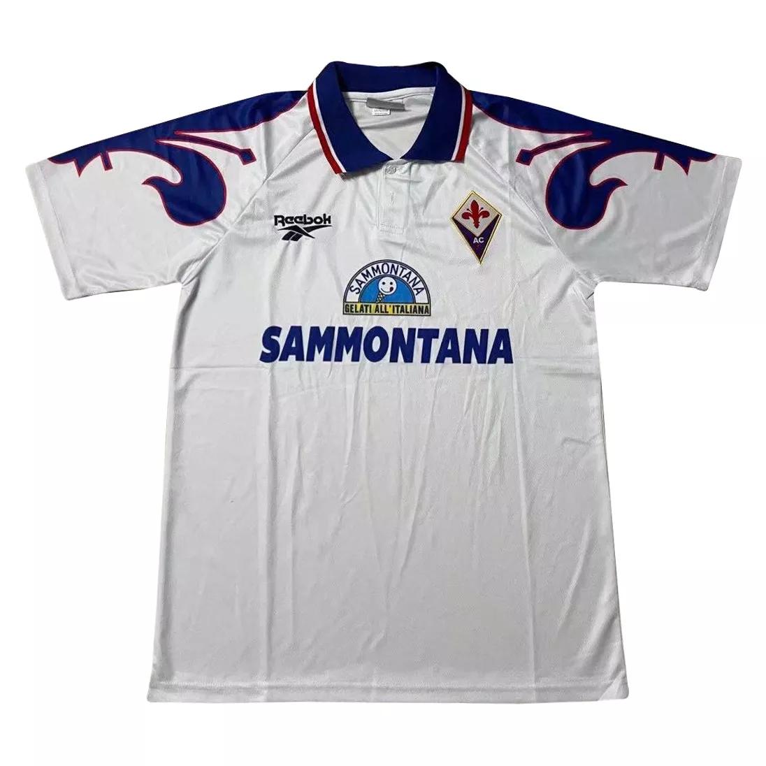 1995-1996 Fiorentina away retro jersey