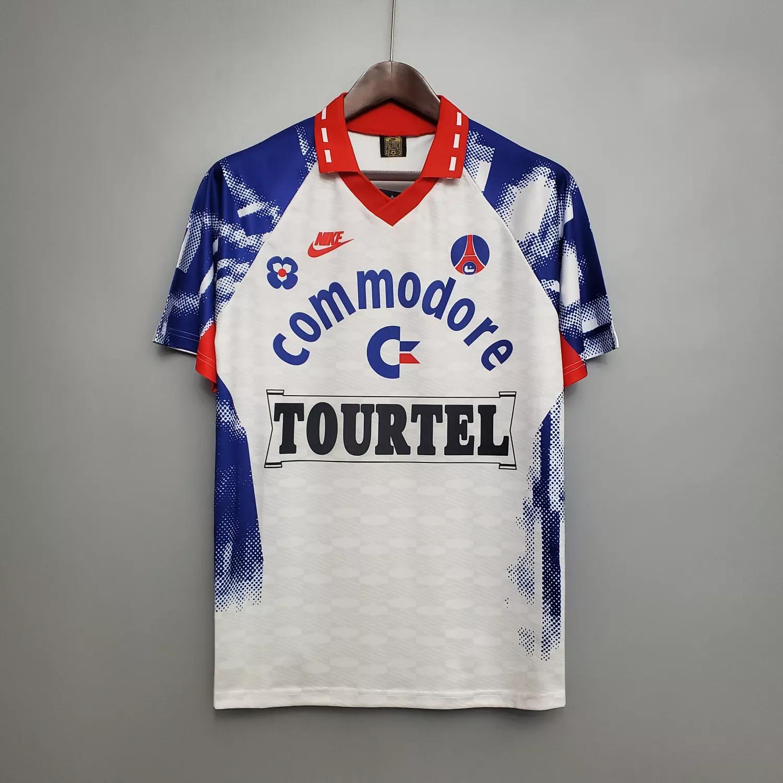 1992-1993 Paris Saint-Germain home retro jersey