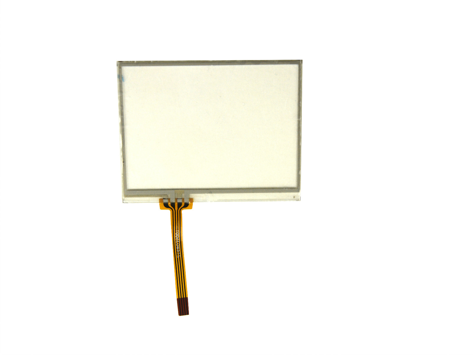 3.5inch 4 Wire Resistive Touch Panel 77mm x 64mm Handwriting Screen For MP4 MP5