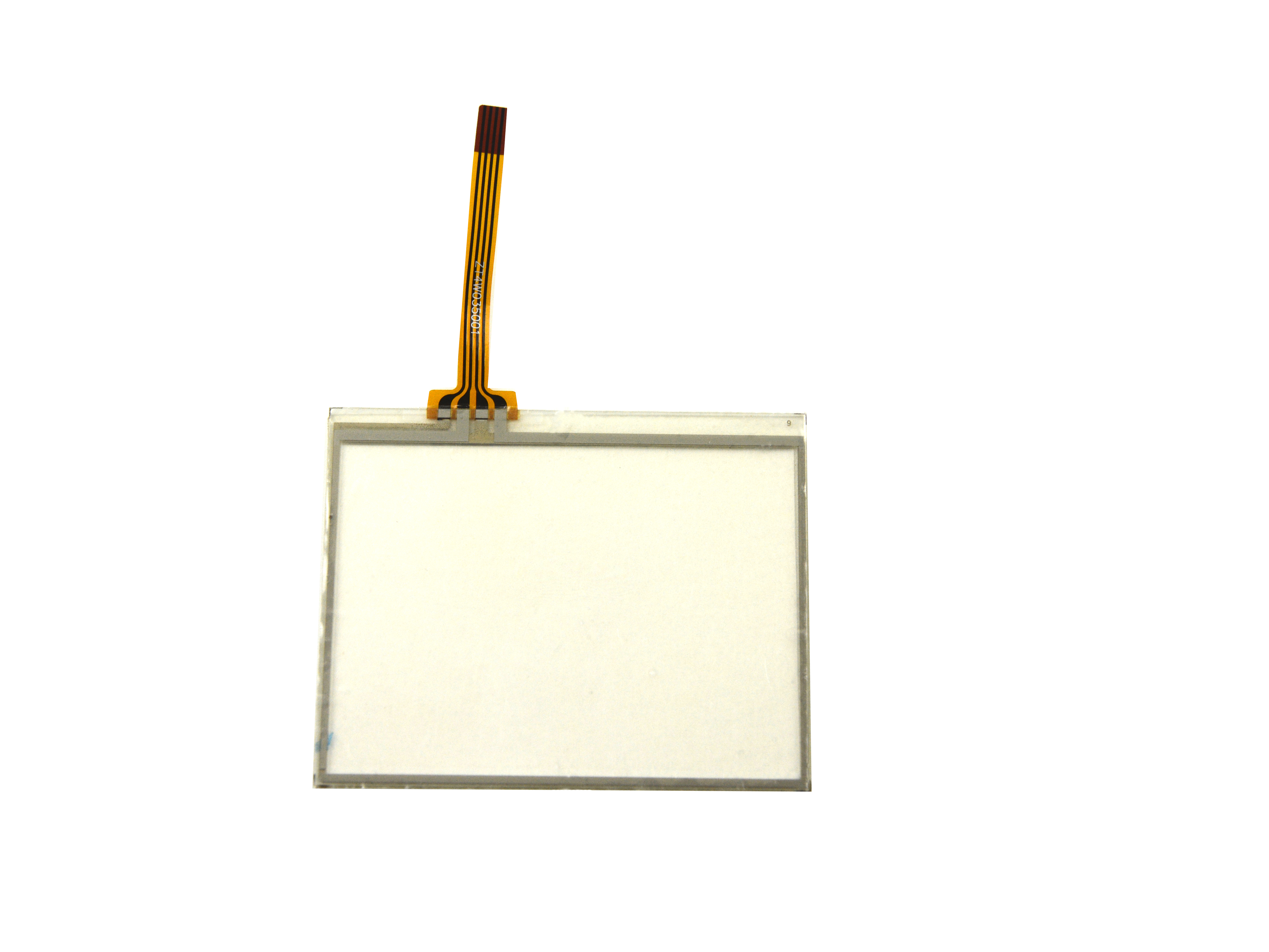 3.5inch 4 Wire Resistive Touch Panel 77mm x 64mm Handwriting Screen USB Card kit