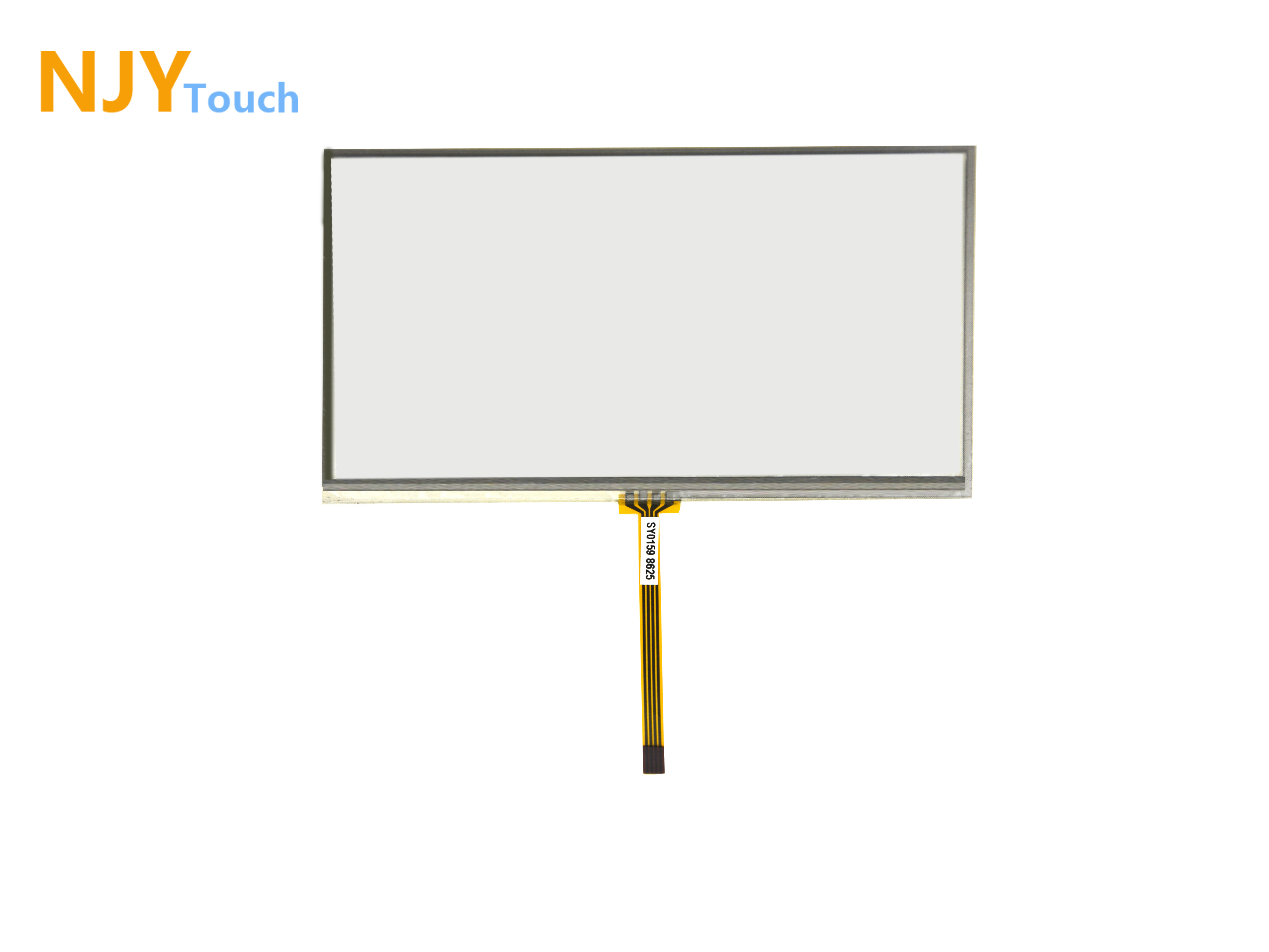 6.2inch 4 Wire Resistive Touch Panel 150mm x 90mm With USB Controller Card Kit