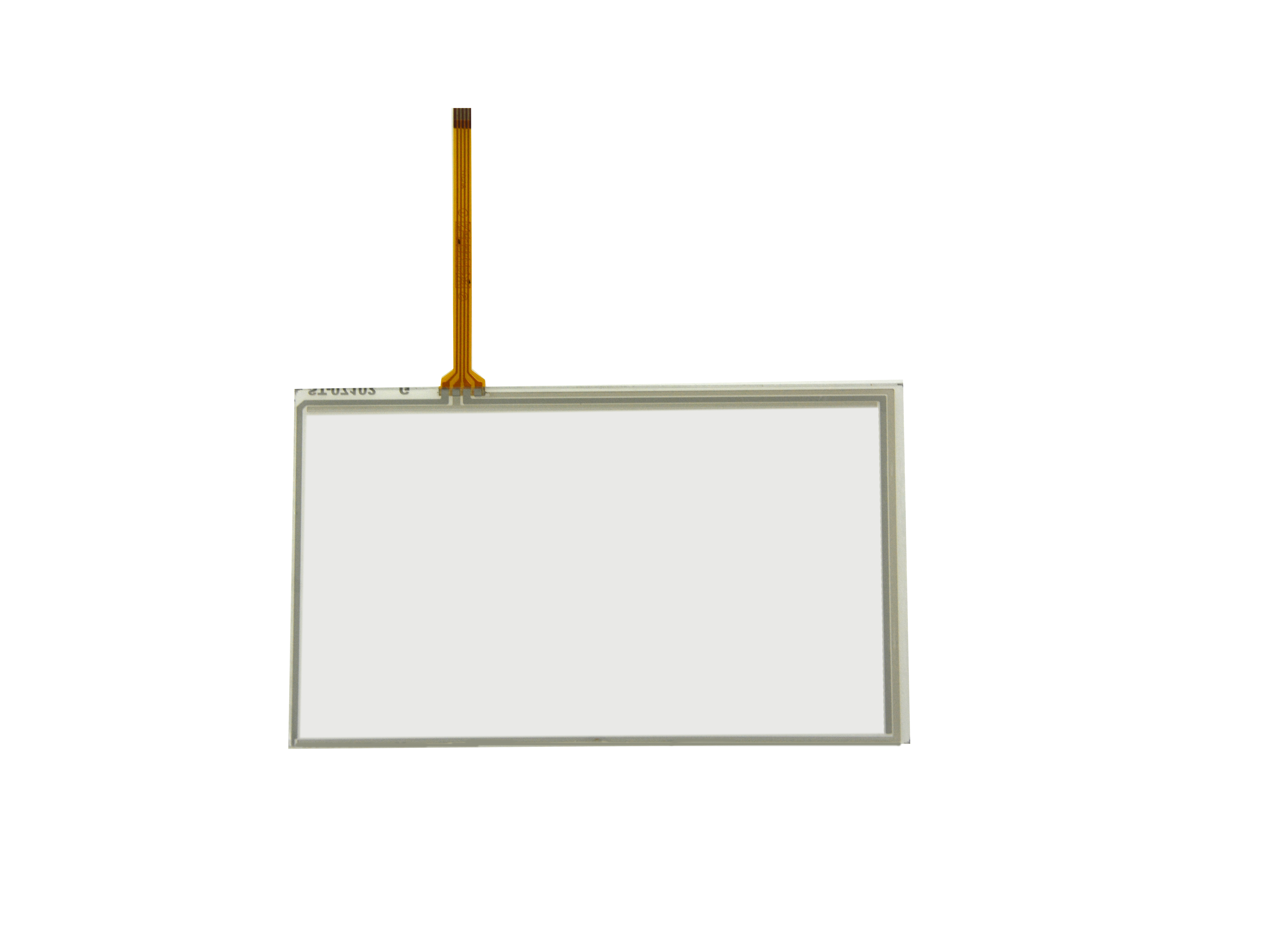 7inch 4 Wire Resistive Touch Panel 164 x 103mm USB Card Kit For 7  LCD Screen