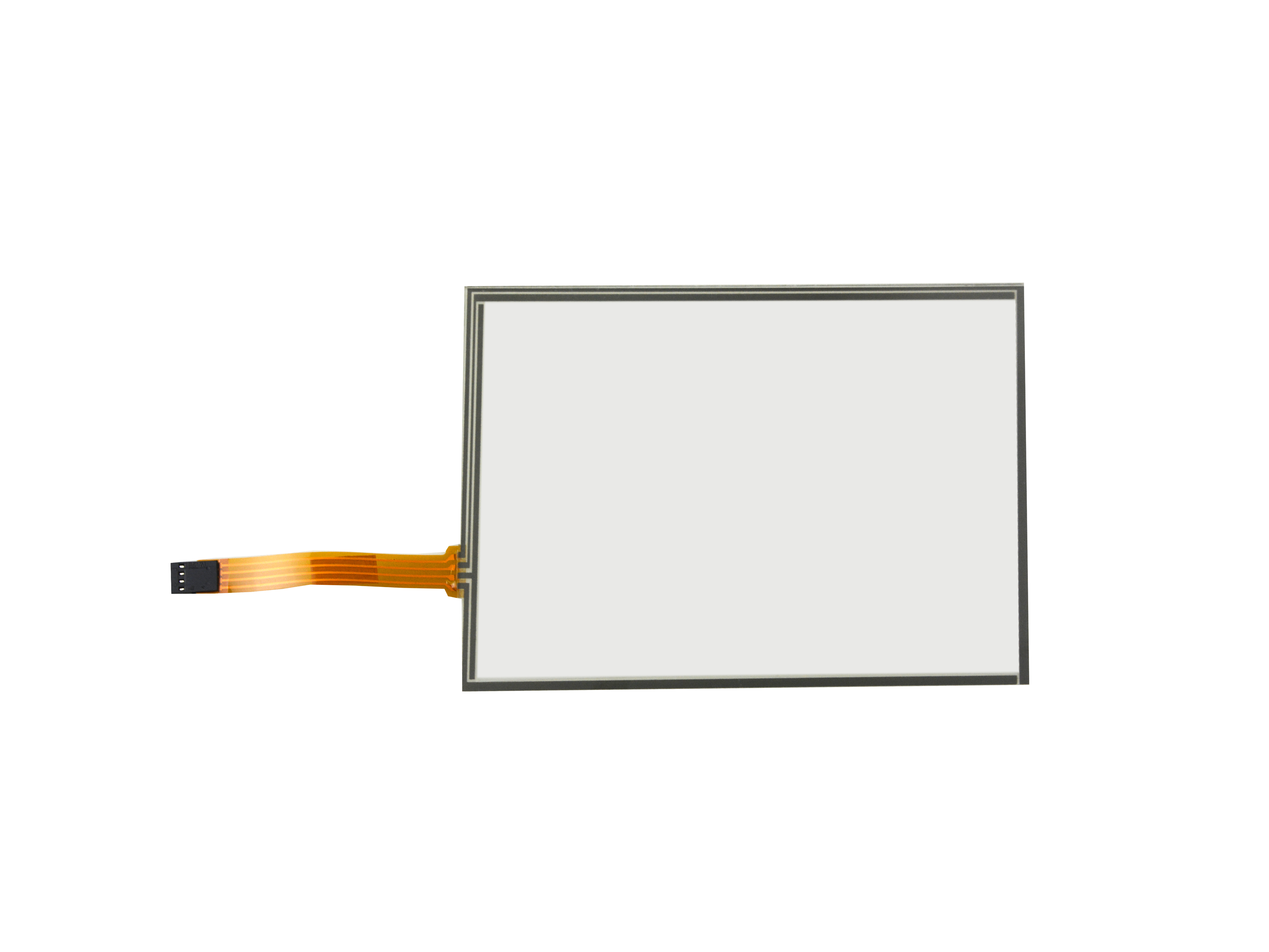 8inch 4 Wire Resistive Touch Panel 183 x 141mm USB Card Kit For 8 Inch  LCD Screen