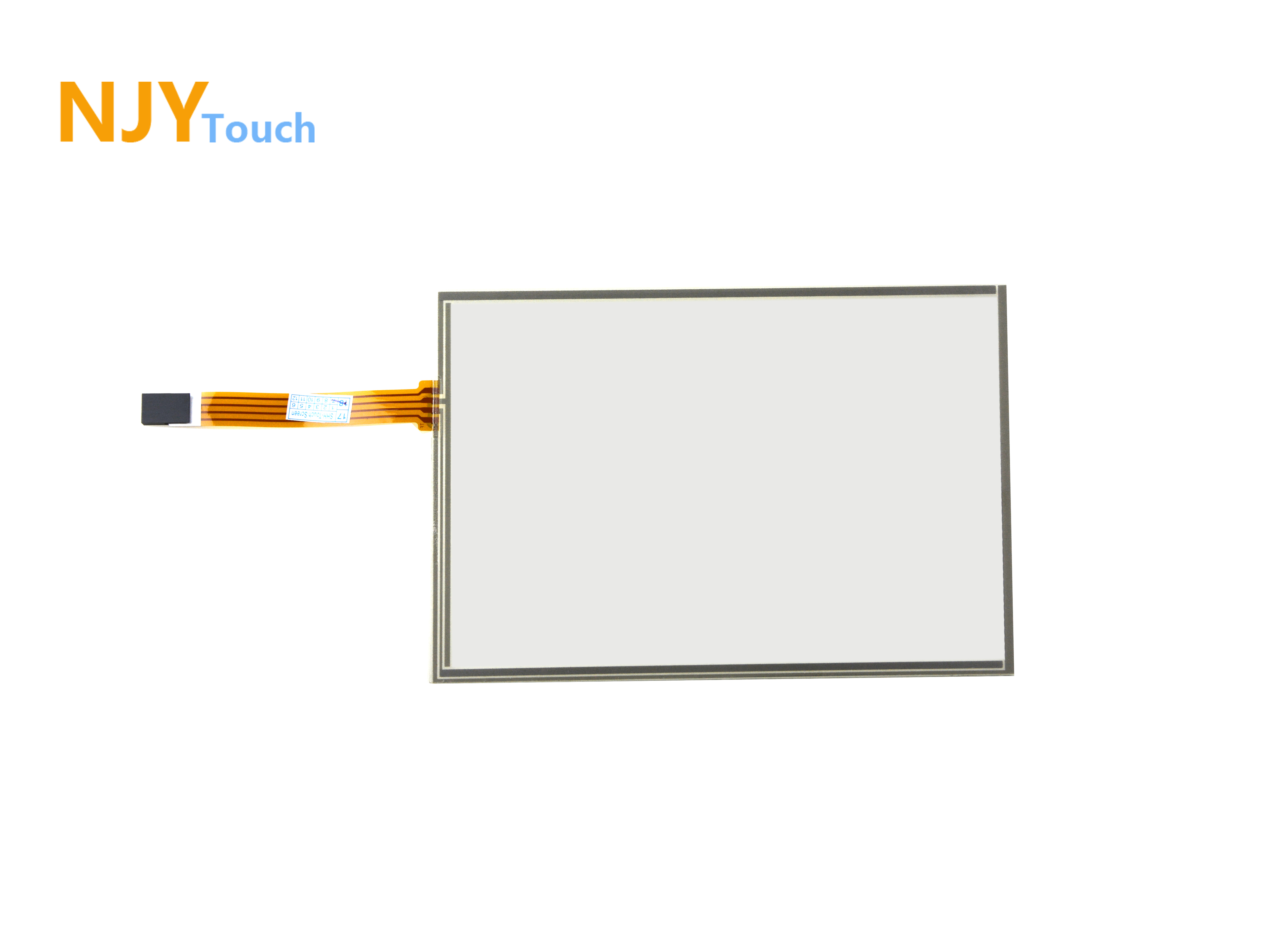 8inch 4 Wire Resistive Touch Panel 183mm x 141mm For 8  A080SN01 4:3 LCD Screen