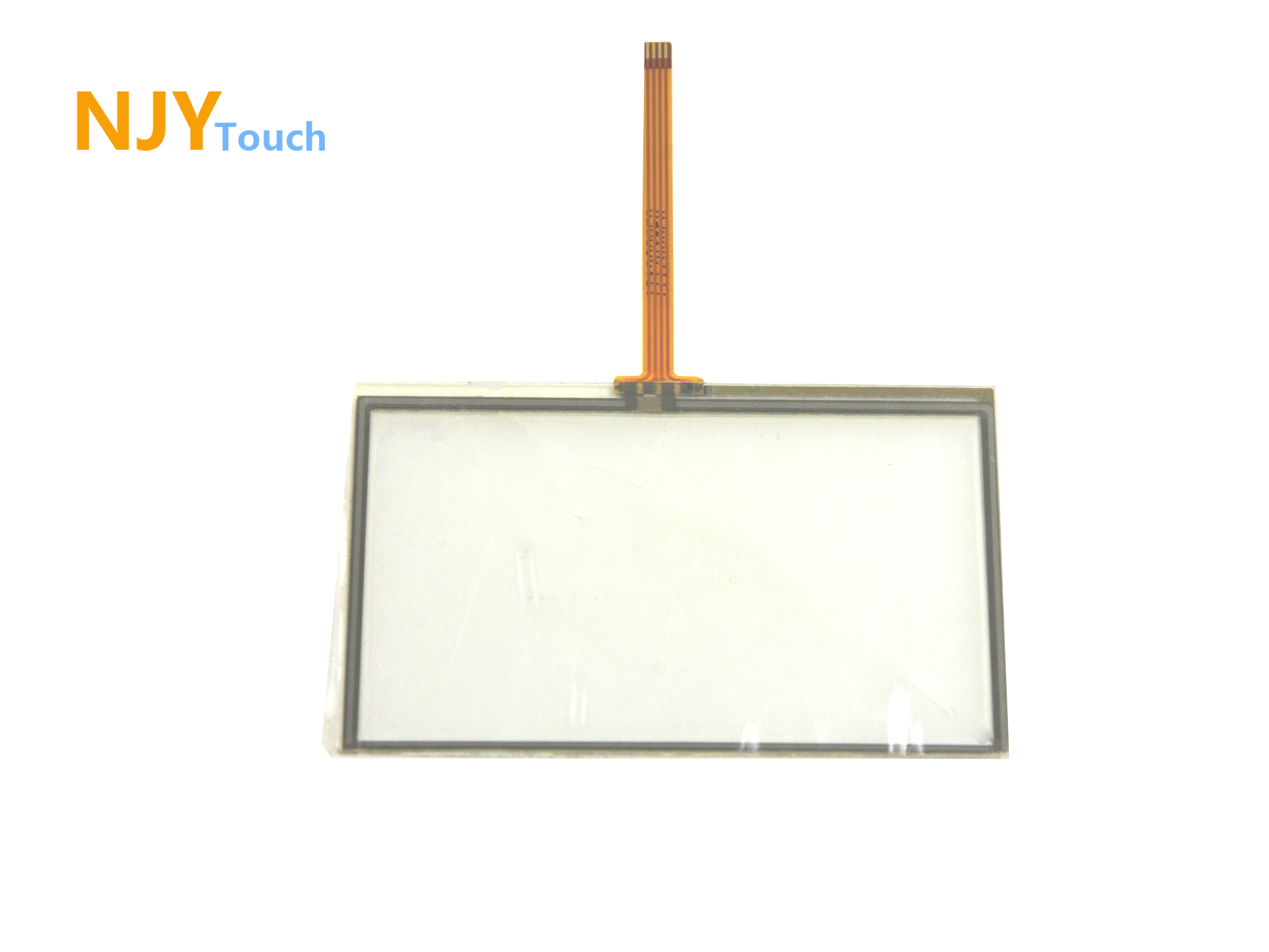 4.3inch 4 Wire Resistive Touch Panel 103mm x 63mm Handwriting Screen For GPS